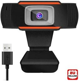 1080p hd webcam with microphone auto focusing