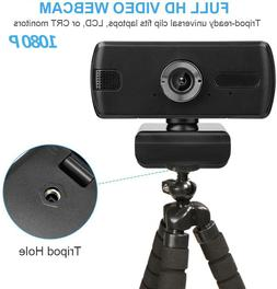 1080p webcam with microphone usb hd 60fps webcam for compute