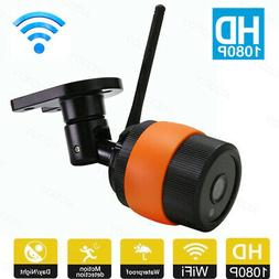 1080P WiFi Wireless Security IP Camera Outdoor Webcam Smart
