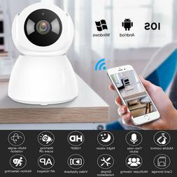 1080P Wireless Wifi IP Camera CCTV Security Webcam Baby/Pet