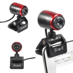 480P12Mp Hd Webcam Web Cam Camera Usb2.0 With Mic For Comput