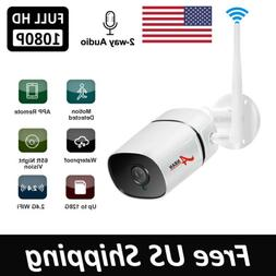 ANRAN 1536P Wireless WIFI Video HD Home Security IP Cameras