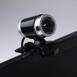 12MP HD WebCam Web Camera USB 2.0 Video With Mic 360°for MS