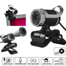 12MP USB2.0 HD Webcam Camera Web Cam With Mic For Computer P