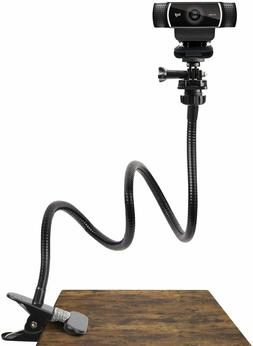 15 inch webcam stand enhanced flexible gooseneck