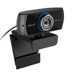 1536P Full HD Webcam 1080P Wide Angle Camera with Microphone