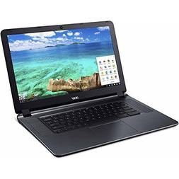 "2018 Newest Acer CB3-532 15.6"" HD Chromebook with 3x Faster"
