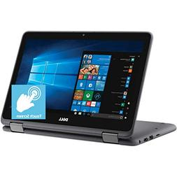 "2018 Flagship Dell Inspiron 11 3000 11.6"" HD Touchscreen 2-i"