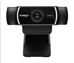 2019 NEW Logitech C922 Pro Stream Webcam 1080p HD Camera-Tri