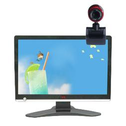 20MP USB 2.0 HD Webcam With Microphone LED For PC Laptop Des