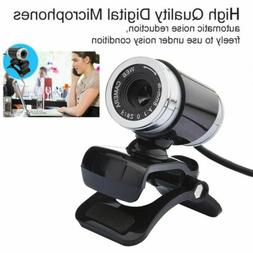 50MP USB2.0 HD Webcam Camera Web Cam With Mic For Computer P