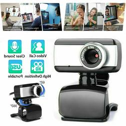 50MP USB2.0 HD Webcam Clip-on Web Camera With Mic For Comput