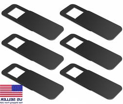6PCS WebCam Cover Slide Camera Privacy Security Protect For