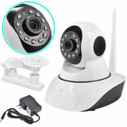 720P Wireless Wifi HD Webcam CCTV IR Security Camera Surveil