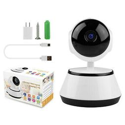 720P Mini WiFi Baby Monitor IP Camera Smart Home Security Sy