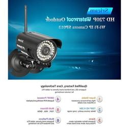 720P Outdoor Wireless Wifi Webcam IR Nig