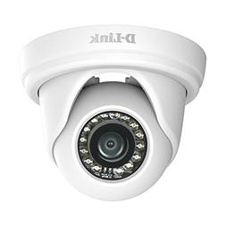 D-Link Vigilance Full-HD Mini Dome Camera, White