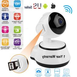 HD Wireless Wifi IP Camera Webcam Baby Monitor CAM Remote Ho