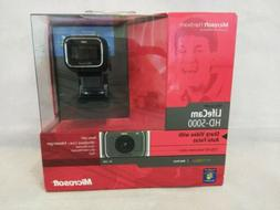 Microsoft LifeCam HD-5000 720p HD Webcam
