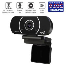 Akyta HD Streaming Webcam 1080P, Video Calling and Recording