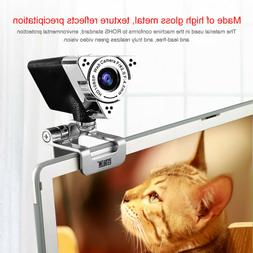 Aoni Full HD 1080P Web Camera Web Cam With Noise Reduction M