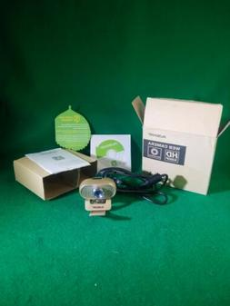 Ausdom AW-920 1080p webcam NEW in Package Gold.