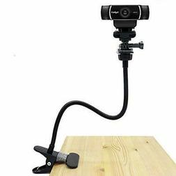 Brio for the web camera clamp mount flexible holder stand Lo