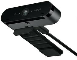 LOGITECH BRIO ULTRA HD PRO WEBCAM 4K with HDR and Windows He