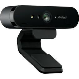 Logitech BRIO Webcam - 90 fps - USB 3.0 960-001105