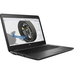 "HP Business ZBook Mobile Work Station with 14"" Inch Full HD"