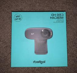 Logitech C310 HD Webcam HD 720p Video - Brand New **IN HAND*