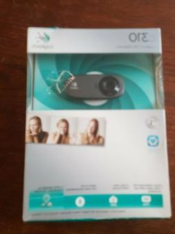 Logitech C310 Webcam HD 720p 5 MP with Built-In Microphone