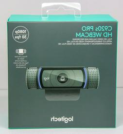 Logitech C920s Pro HD 1080p Webcam with Privacy Shutter IN H
