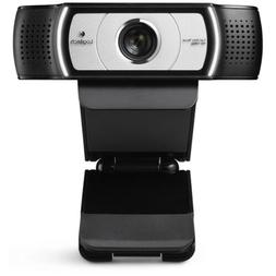 Logitech C930c 1080P HD Video Business Webcam Extended View