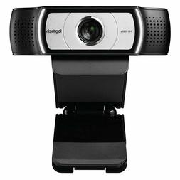 Logitech C930c Business Webcam 1080p with wide field of view
