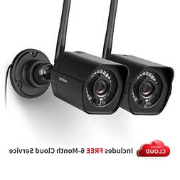 meShare Outdoor Camera 1080p - Security Camera System Wirele