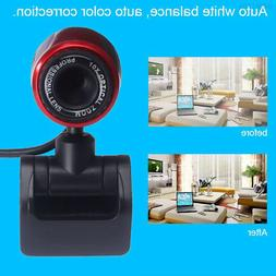 Computer PC USB 2.0 PC Camera HD Webcam Camera Web Cam with