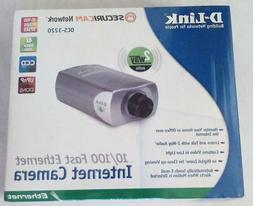 D-Link 10/100 Fast Ethernet Internet Camera SECURICAM