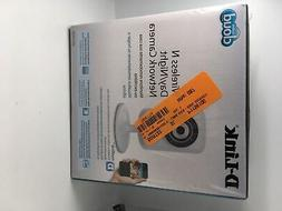 D-Link Day & Night Wi-Fi Camera with Remote Viewing  SN20968