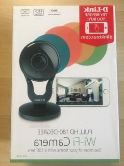 D-Link DCS-2530L 1080p 180-Degree WiFi WebCam Wireless-N Day