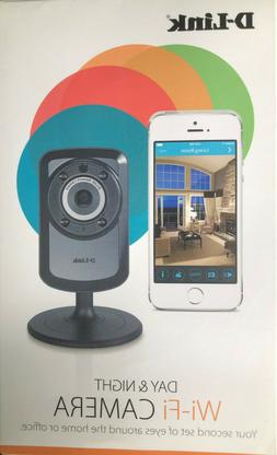 D-Link DCS-934L Day & Night Wi-Fi Security Cameras NEW