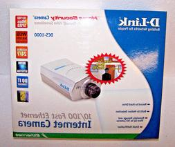 D LINK INTERNET CAMERA DCS-1000 VIDEO HOME MOTION SENSOR SEC