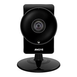 DCS-960L HD 180-Degree Wi-Fi Camera Black Security Cameras H