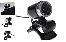Docooler USB 2.0 12 Megapixel HD Camera Web Cam with MIC Cli