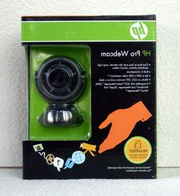 HP EW193AA#ABA Pro Webcam New in Box