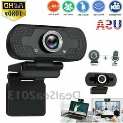 full 1080p hd usb webcam for pc