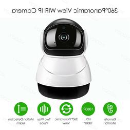 Full HD 1080P Wireless WIFI Pan/Tilt Security IP Camera Webc