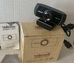 HD 1080P CAM-920C Live Camera with Night Vision