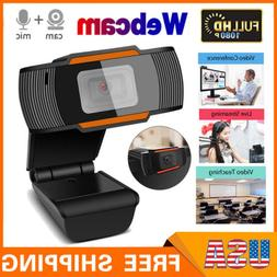 hd 1080p webcam auto focusing web camera