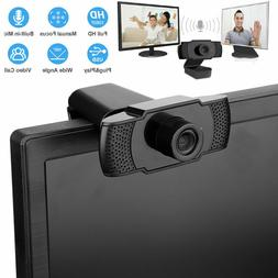 HD 1080P Webcam Digital Web Camera Supports for Windows 2000